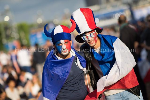 Fan Zone Paris Euro 2016