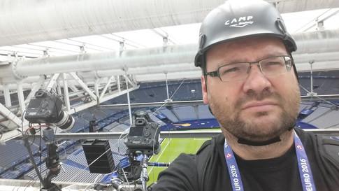 Backstage Stade de France