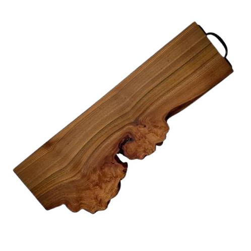 Elm Chopping Board / Serving Board