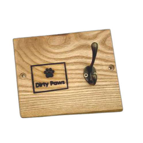 Dirty Paws - Dog Lead Hook