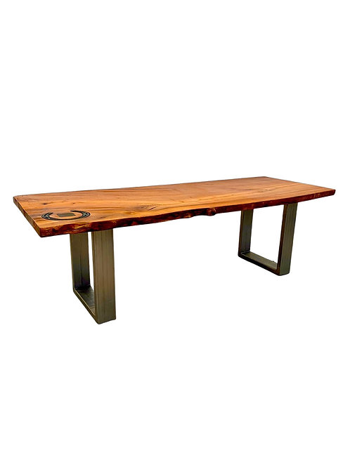 Elm Horseshoe Coffee Table