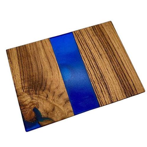 Oak & Resin Chopping Board