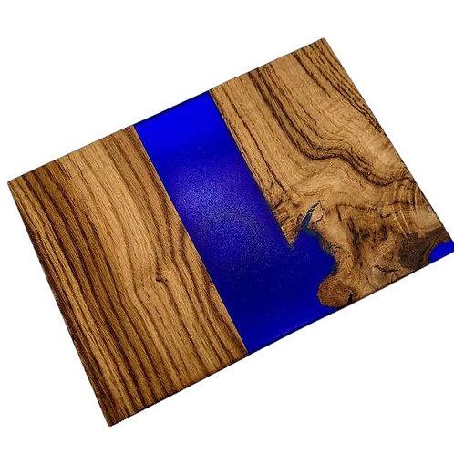 Royal Blue Oak Chopping