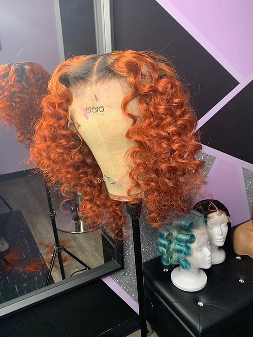 """ Rooty "" Ready To Wear Wig"