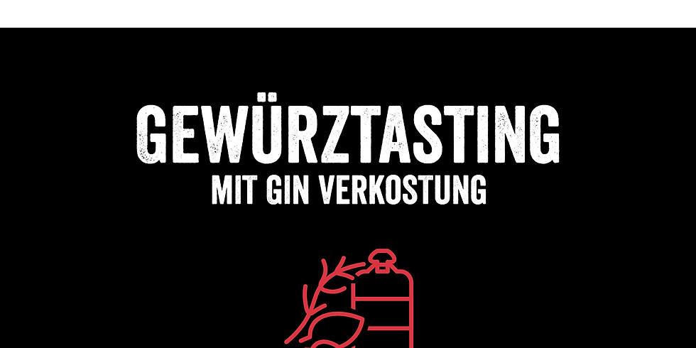 """Gewürztasting """"Gin & Spice"""" mit Ines Wirth"""