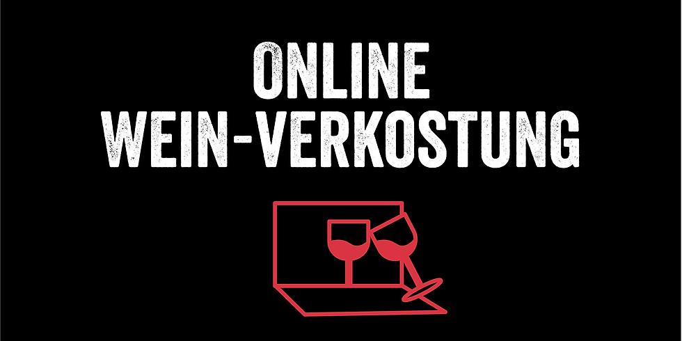 """Grillen und Wein """"Online"""" am 30.04.2021"""