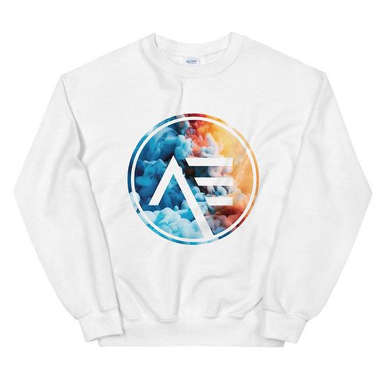 Æ Logo Crewneck Sweatshirt