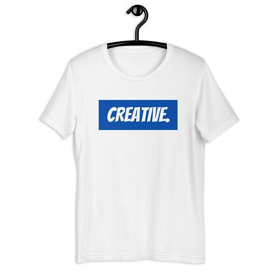 "Æ ""CREATIVE"" Tee Blue"