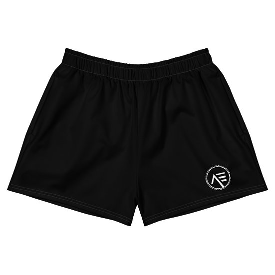 Æ Women's Athletic Shorts Black