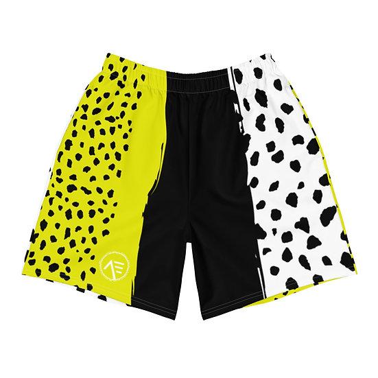 Æ Men's Athletic Shorts Yellow