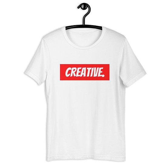 "Æ ""CREATIVE"" Tee Red"