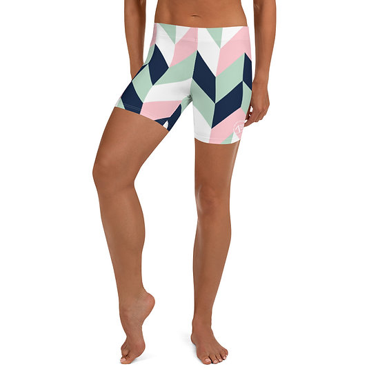 Æ Women's Shorts Pastel