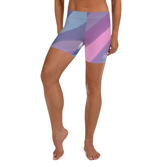 Æ Women's Shorts Watercolor