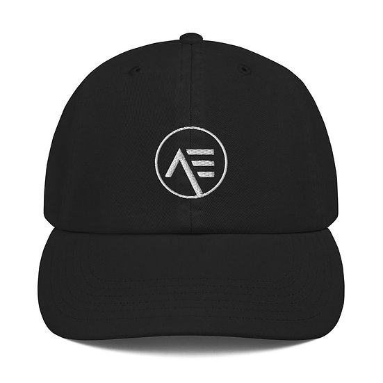 Æ Champion Dad Cap