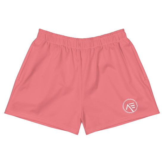 Æ Women's Athletic Shorts Pink