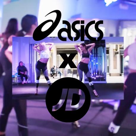 ASICS x JD Sports