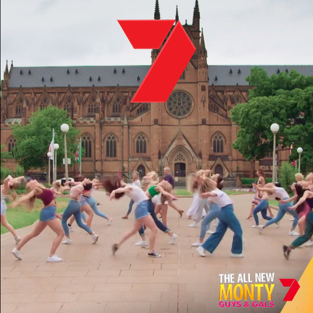 Channel 7 'The New Full Monty'