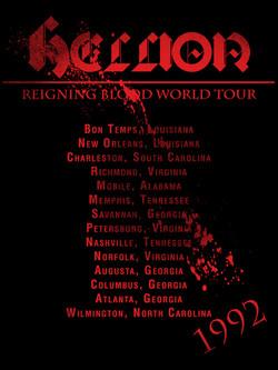Hellion Shirt - Back