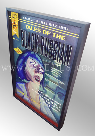 TALES OF THE BLACK RUSSIAN