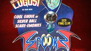 Spooky Pinball/Bela Lugosi Standup Revealed
