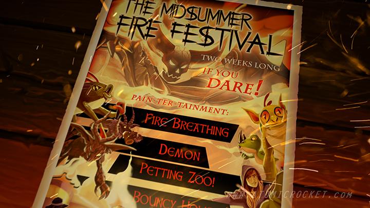 Hearthstone: Fire Festival
