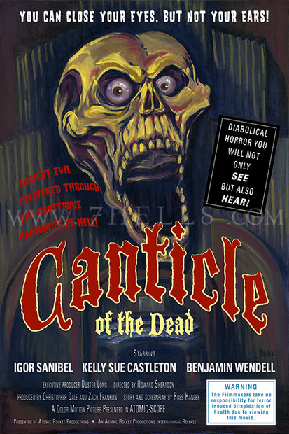 CANTICLE OF THE DEAD