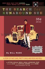 'THE SEARCH FOR RUNAROUND SUE' MOVIE POSTER PROMO 01