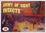 ARMY OF GIANT INSECTS