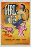 GIRL-GOYLES  FATIGUED POSTER