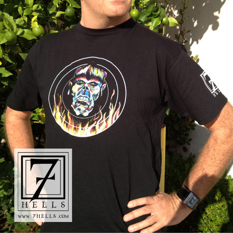 ZOMBIE GREASER SHIRT
