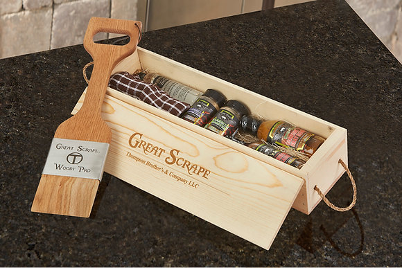 BBQ Gift Box Add-on