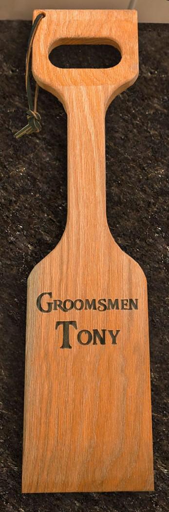 personalized shovel