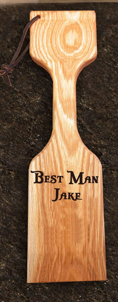 personalized paddle