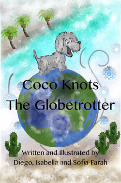 Coco Knots The Globetrotter
