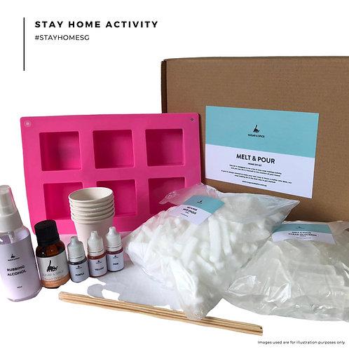 DIY Melt & Pour Kit (200g)