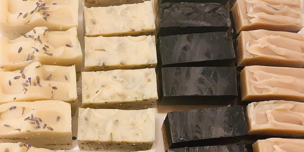 Basic CP Soap Making Class