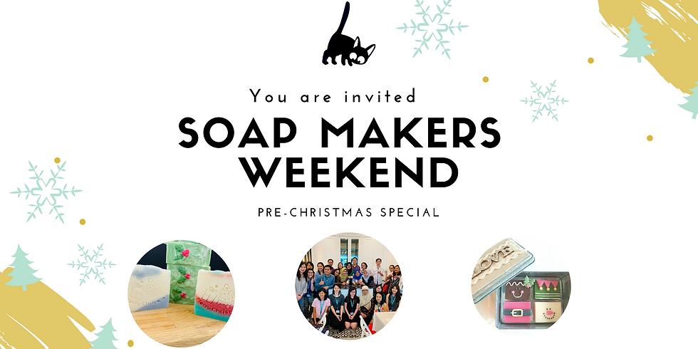 Soap Makers Weekend
