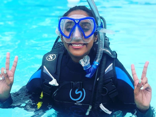 10 health benefits of SCUBA diving