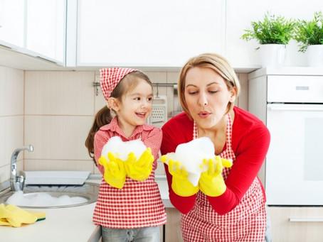Crianças que se sentem bem, comportam-se bem!