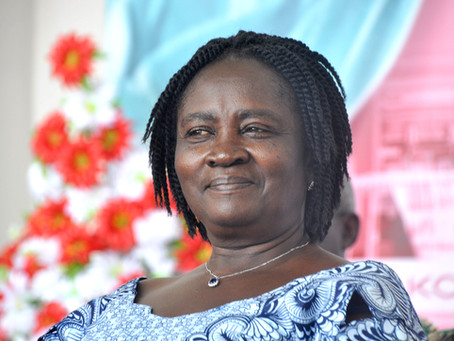 Is Professor Jane Naana Opoku-Agyemang Qualified as a Vice-President