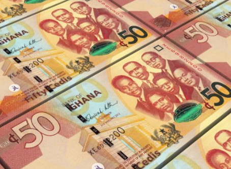 Cedi Flashing Signs of Currency Crisis