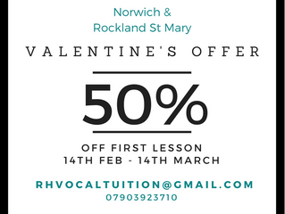 Valentine's Offer (50% Off)