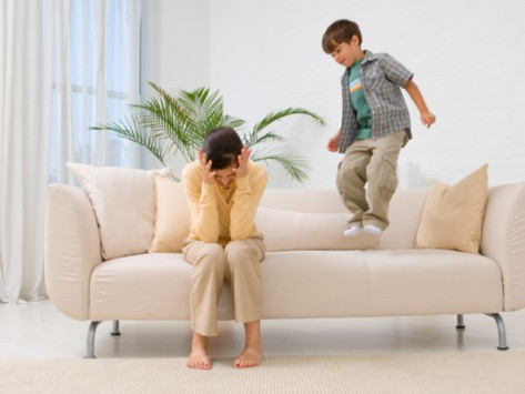 Jangan Stres Karena Anak Hiperaktif!