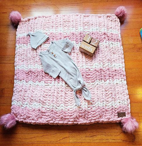 Baby girl Kozy baby mat