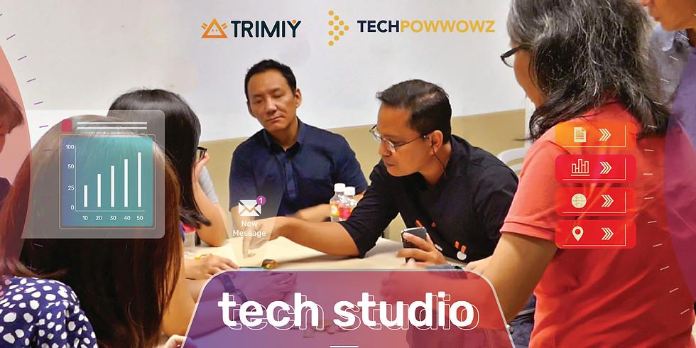 TechStudio : Digital Tools & Practices For Small & Medium-Sized Enterprises (SMEs)