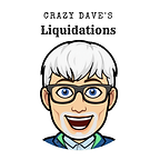 Crazy Dave's Auctioneers & Liquidators