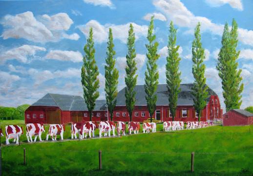 Boerderij op Sterrenbos Beers