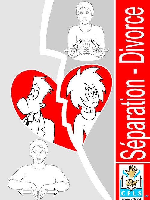 Séparation - Divorce