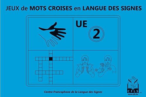 Mots-croisés UE2