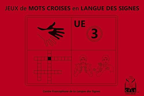 Mots-croisés UE3